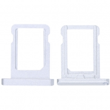 Bandeja SIM plateada/blanca para iPad Pro 12.9''