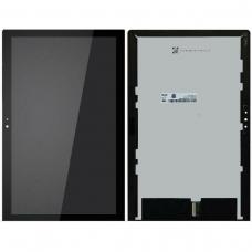 Pantalla completa para Lenovo Smart Tab M10 TB-X605L negra