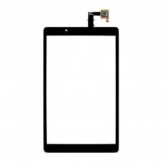 Pantalla táctil para Lenovo Tab E8 TB-8304F negra