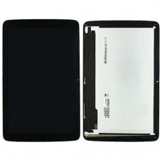 Pantalla completa para LG G Pad 10.1 V700/VK700 negra