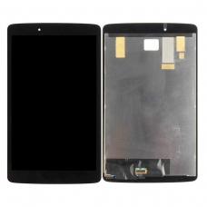 Pantalla completa para LG G Pad 8.0 V480/V490 negra