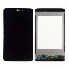 Pantalla completa para LG G Pad 8.3 V500 negra