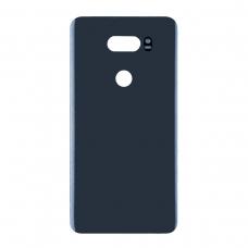 Tapa trasera azul oscuro para LG V30 Plus V30+