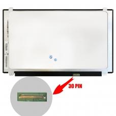 Pantalla de LCD 15.6 pulgadas 30 pin con conector en derecho