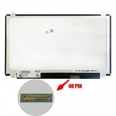 Pantalla de LCD 15.6 pulgadas 40 pin con conector en derecho