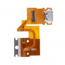 Flex con conector de carga datos y accesorios para Sony Tablet Z