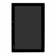 Pantalla completa para Sony Tablet Z2 negra